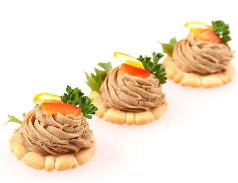 pate canapes canapés de paté de hígado busco recetas