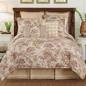 Croscill, Camille, 4, Piece, Comforter, Set, U0026, Reviews