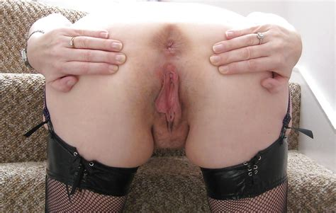 Phat White Pussy Bent Over Close Up 45 Pics Xhamster