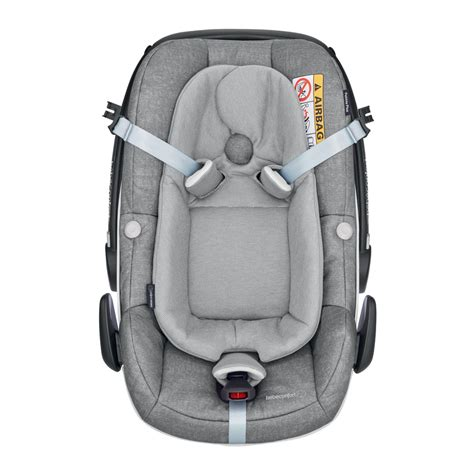 siege auto pebble siège auto coque pebble plus groupe 0 nomad grey de bebe