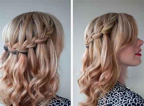 Prom Hairstyles For Medium Hair Braids