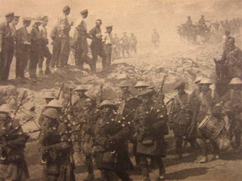 scottish highlanders world war 1 scotland fights with