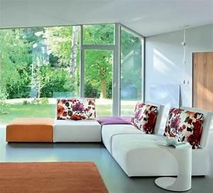 Coussin Canape Exterieur : canap d 39 angle italien meubles de luxe ~ Teatrodelosmanantiales.com Idées de Décoration