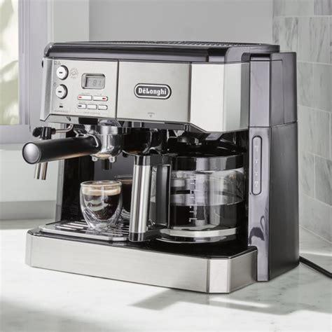 delonghi combination coffeeespresso machine reviews