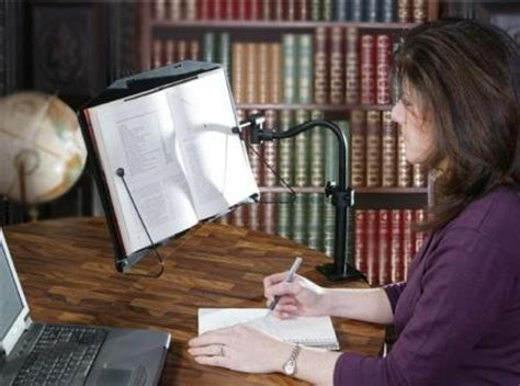 book holder for desk levo bookholder cls to desk enables hands free reading