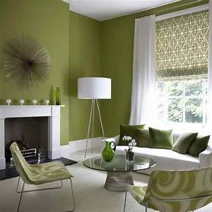 Color of living room wall interior design for Wall colour design for living room