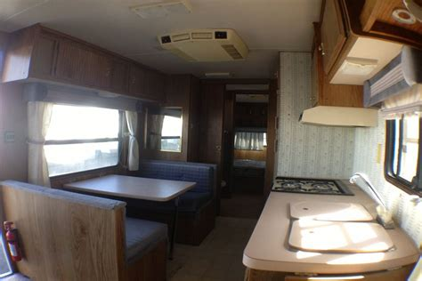 fleetwood terry resort tg travel trailer stock
