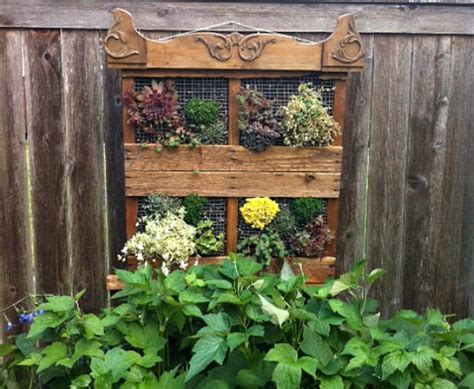 pallet garden ideas wood pallet garden ideas with pictures one hundred