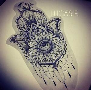 7 best Hamsa tattoo design images on Pinterest | Tattoo ...