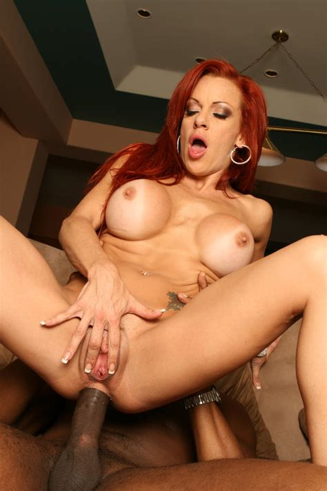 Busty Redhead Milf Stunner Received Huge Bl Xxx Dessert Picture 8