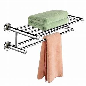 new, wall, mounted, towel, rack, stainless, steel, shelf, tr003, , u2013, uncle, wiener, u0026, 39, s, wholesale