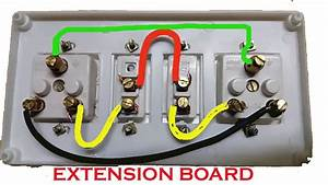 Extension Board Wiring