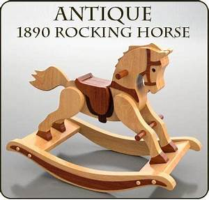 Woodworking Rocking Horse Plans - WoodWorking Projects & Plans