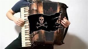Accordion Pirates Of The Caribbean