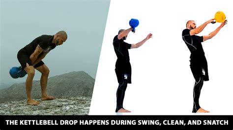 kettlebell swing snatch lower pain swings clean stiff follow