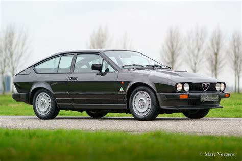 Alfa Romeo Gtv6 25, 1984  Welcome To Classicargarage
