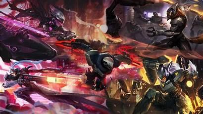 Legends League Project Zed Skins Cool Fiora