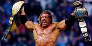 Ranking Triple H's 14 WWE World Heavyweight Title Wins