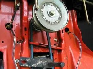 Scotts John Deere 1642h Riding Mower Kevlar Transmission