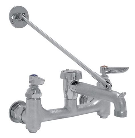 mop sink faucet gpm mop sinks and accessories commercial restaurant industrial