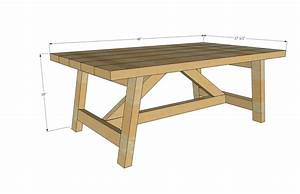 woodworking table plans ideas » plansdownload