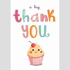 A Big Thank You  Birthday Thank You Card (free)  Greetings Island
