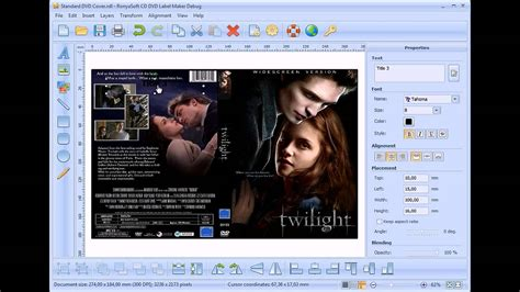 dvd cover design how to design and print dvd cover without photoshop