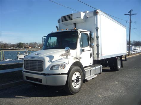 used 2010 freightliner m2 106 reefer truck for sale in in