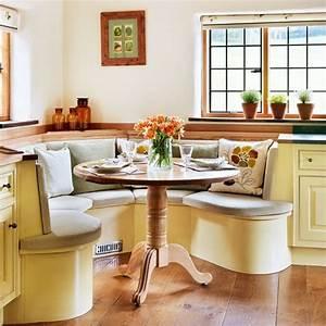 Küchentisch Kleine Küche : 100 unikale ideen f r sitzecke in der k che ~ Watch28wear.com Haus und Dekorationen
