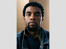Chadwick Boseman Black Panther Mr Porter 2018