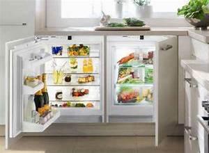 Refrigerateur Sous Plan De Travail : petite cuisine le r frig rateur compact de liebherr inspiration cuisine ~ Farleysfitness.com Idées de Décoration