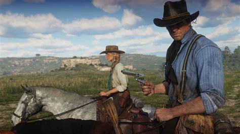 Red Dead Redemption 2 Characters Meet The Gang