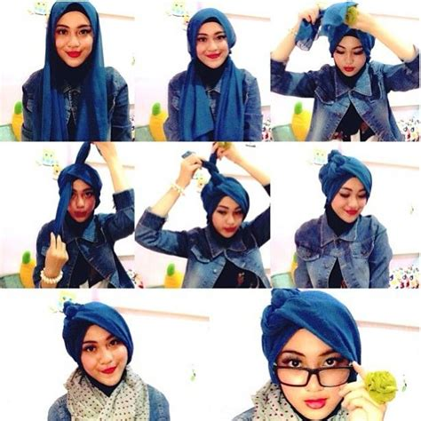 hijab tutorial athijablogger ms hijablogger