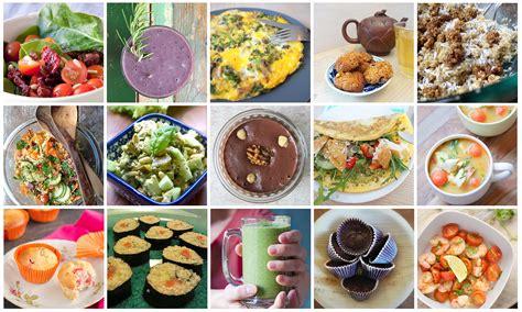 Afvallen gezond eten recepten