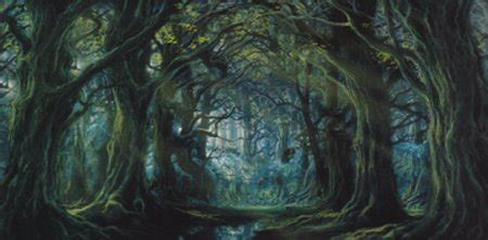 foret   fangorn forest poll results lord
