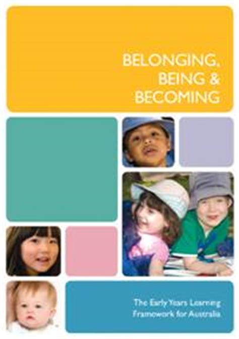 early years learning framework nqs state curriculum
