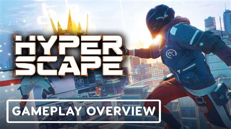 Hyper Scape - Official Gameplay Overview | Ubisoft Forward ...
