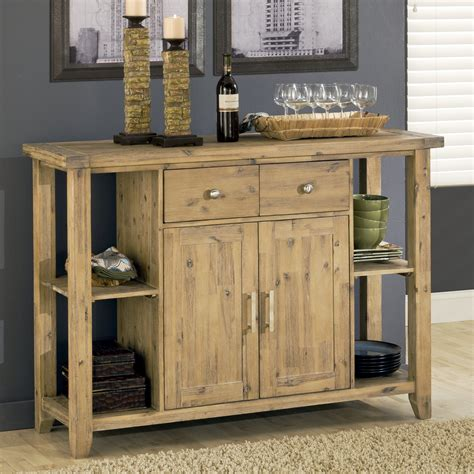 Solid Wood Sideboards by Modus Autumn Solid Wood Sideboard Cider Buffets