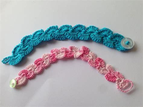 Free Crochet Cuff Bracelet Pattern Usefulresults