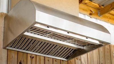 outdoor vent hoods range hoods  outdoor kitchens