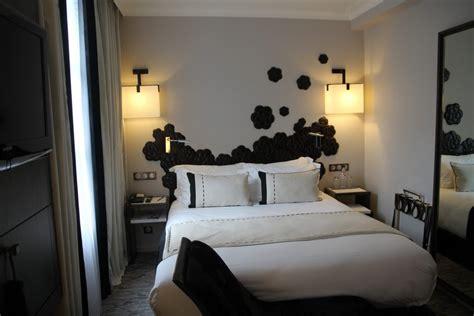 deco de chambre noir et blanc deco chambre noir blanc gris visuel 9