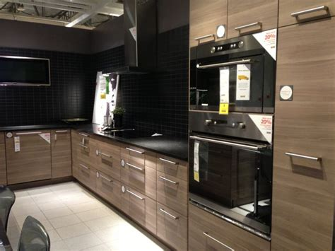 how is a kitchen cabinet ikea note lower cabinet color and floor color contrast 8487