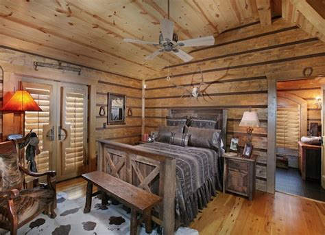 Rustic Bedrooms : Inspiring Rustic Bedroom Ideas To Decorate With Style