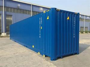 45 Fuß Container : 45ft pallet wide high cube container k tainer ~ Whattoseeinmadrid.com Haus und Dekorationen
