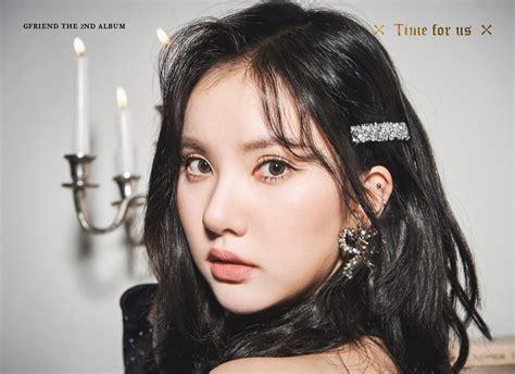 gfriend rilis foto teaser versi midnight  album time