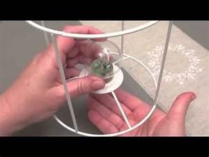 Fabriquer Un Abat Jour En Tissu : fabriquer un abat jour youtube ~ Zukunftsfamilie.com Idées de Décoration