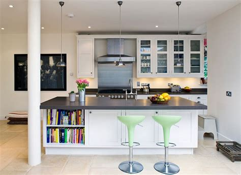 Ideas For Kitchen Islands In Small Kitchens - trendy display 50 kitchen islands with open shelving