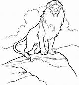 Aslan Coloring Pages Narnia Drawing Lion Chronicles Colouring Coloriage Journal Printable Lamppost Getdrawings Monio Nathalie Getcolorings sketch template