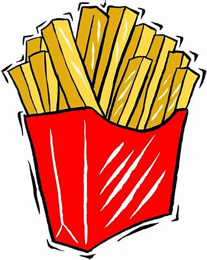 Fries Clipart Clip Potato Chip French Chips