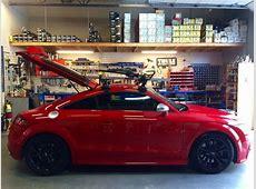 Audi TT Rack Installation Photos